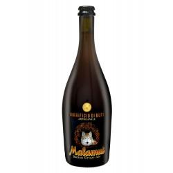 Dark beer Malamut I.G.A....